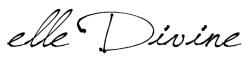 elle divine logo signature