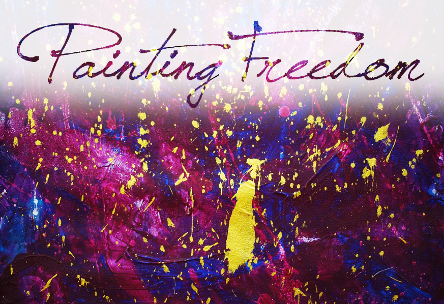 painting freedom