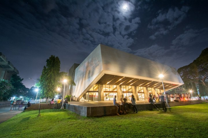 Silliman University Luce Auditorium | Photo by Dennis Futalan